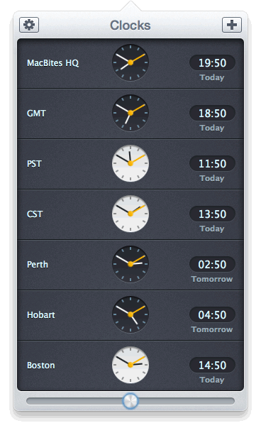Clocks from Studio Dalton