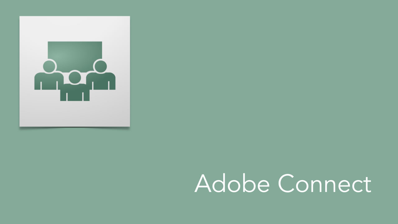 adobe acrobate connect