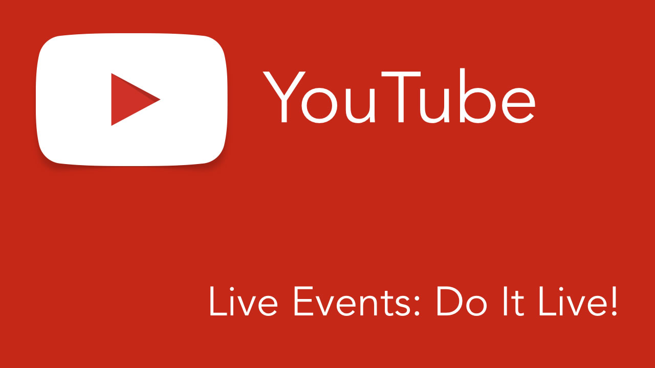 youtubeliveevents