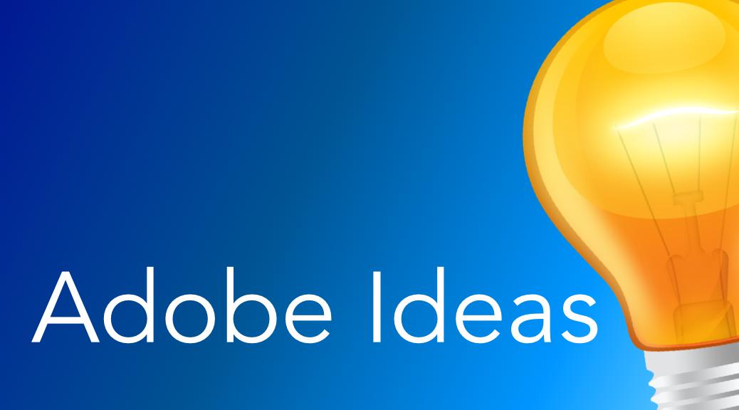Adobe Ideas Free Training