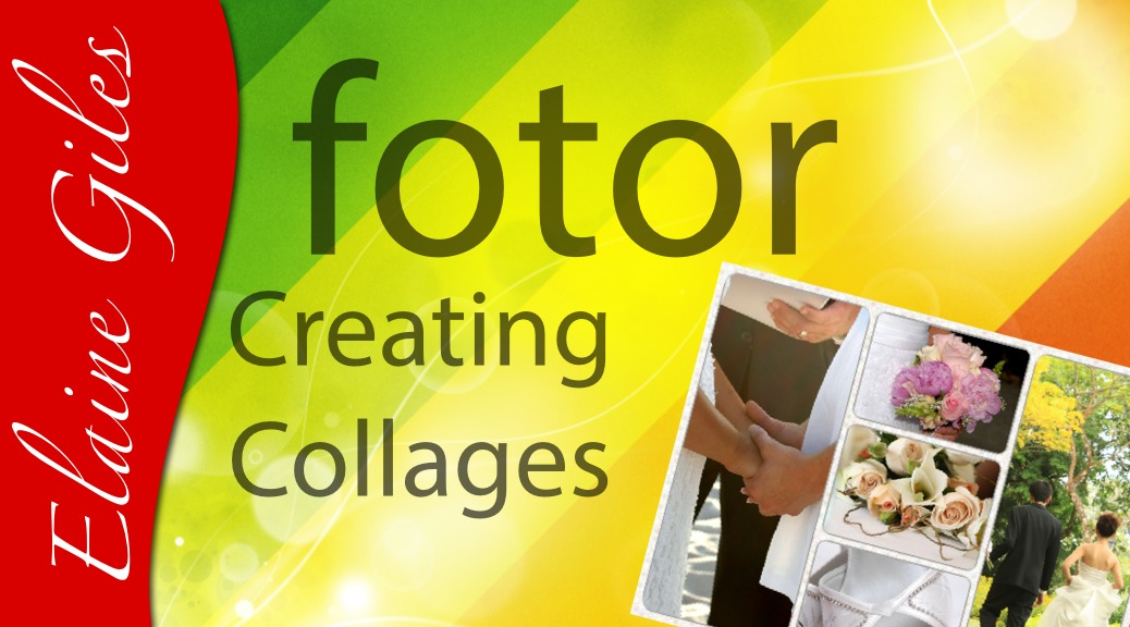 Video: Make a Collage in Fotor