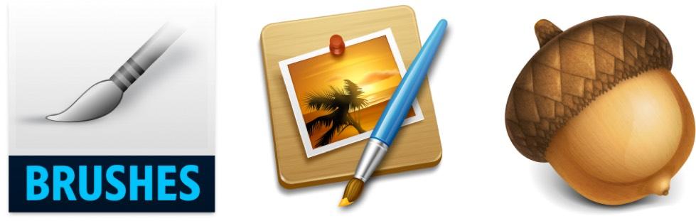 Photoshop Pixelmator Acorn