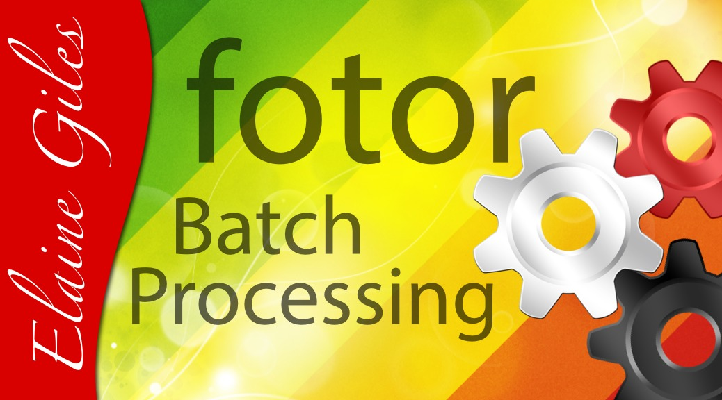Video: Batch Processing in Fotor