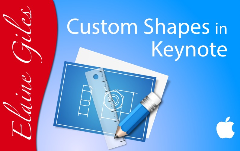 Custom Shapes in Keynote