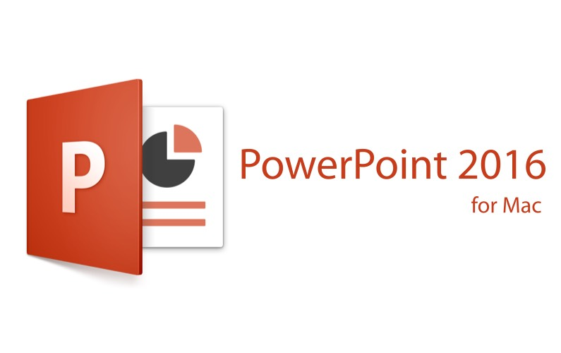 Microsoft PowerPoint 2016 for Mac Preview