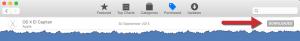 Already Downloaded El Capitan