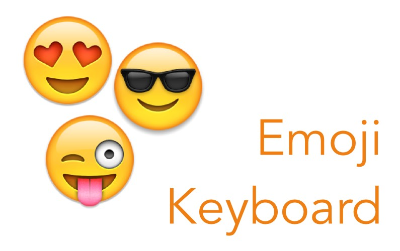 Emoji Keyboard on iOS