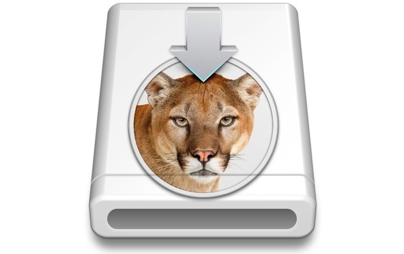 Mountain Lion Boot Disk