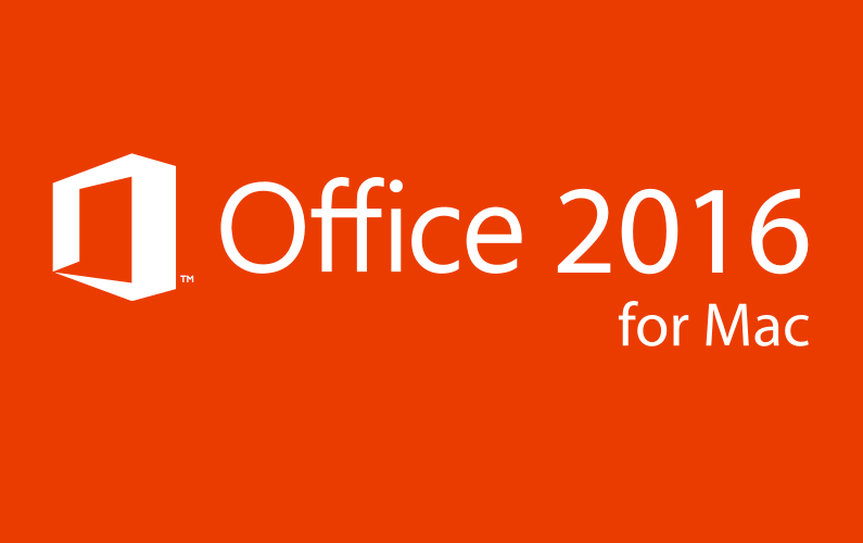Microsoft Office for Mac 2016 Preview Poster