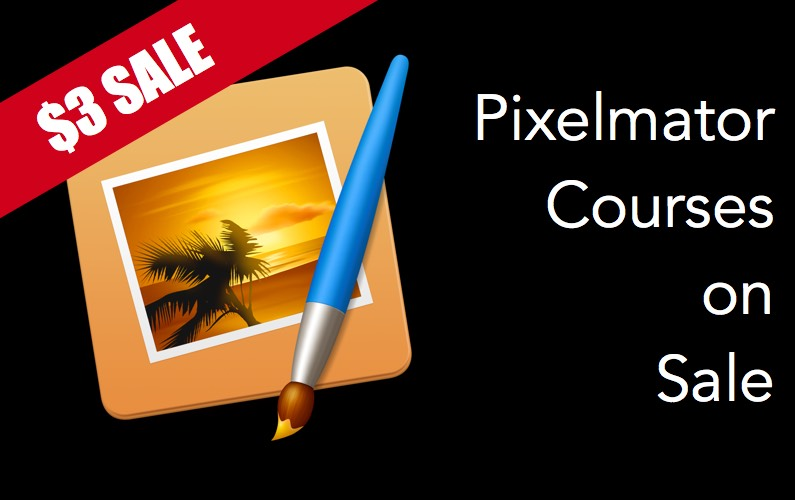 Pixelmator Training Courses on Sale