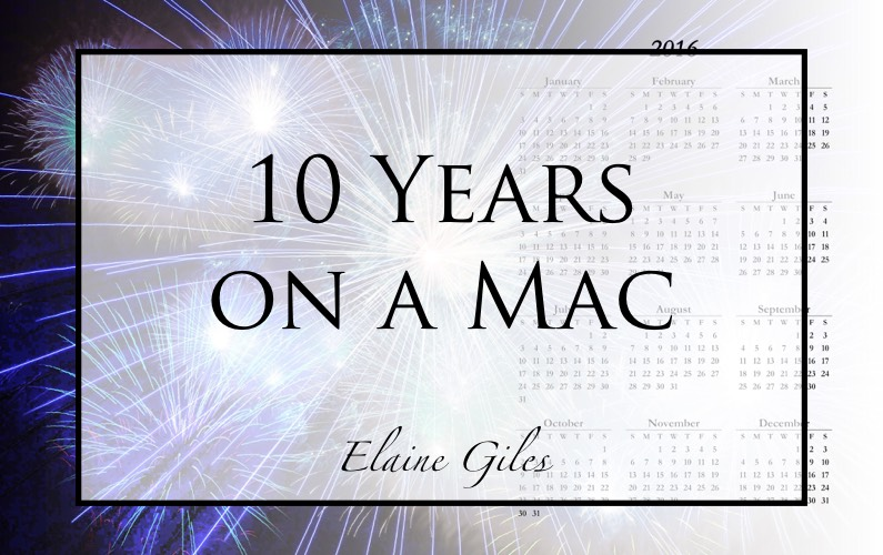 10 Years on a Mac