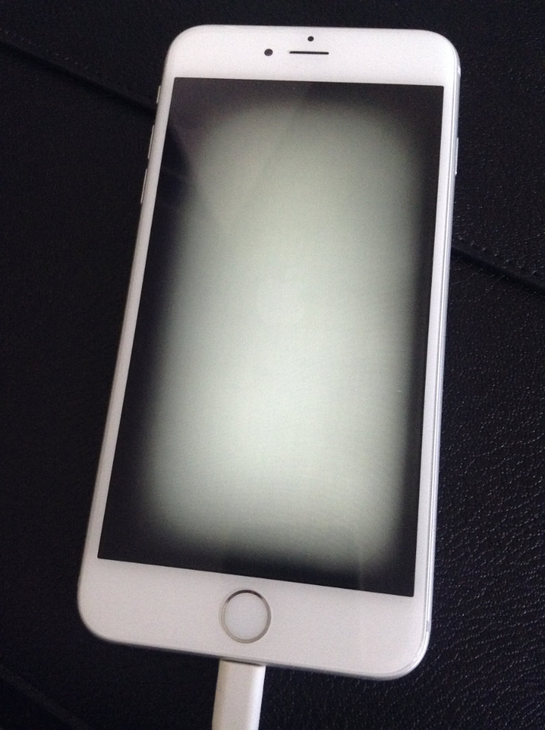 My dead iPhone 6 Plus
