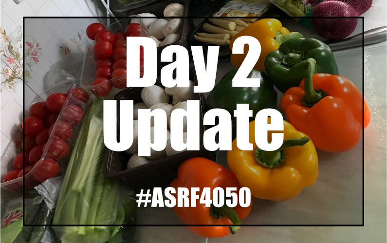 #ASRF4050 Day 2