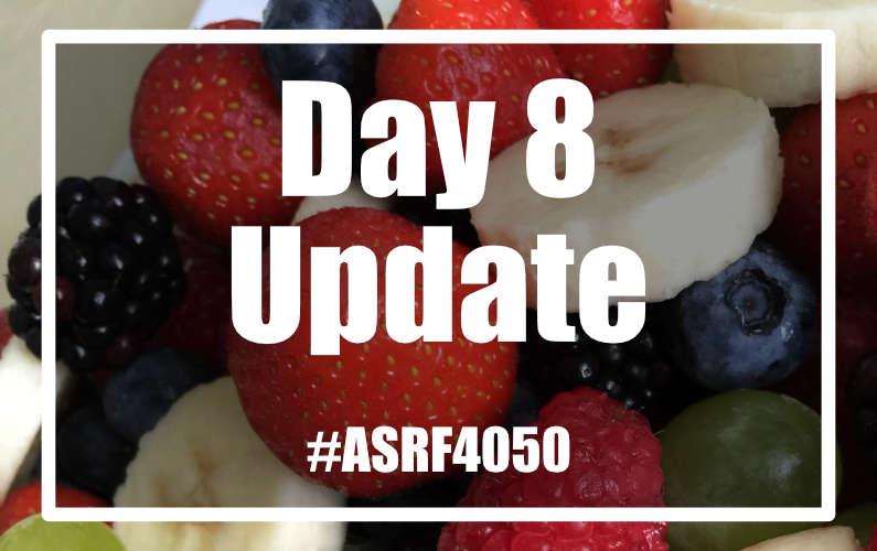 #ASRF4050 Day 8