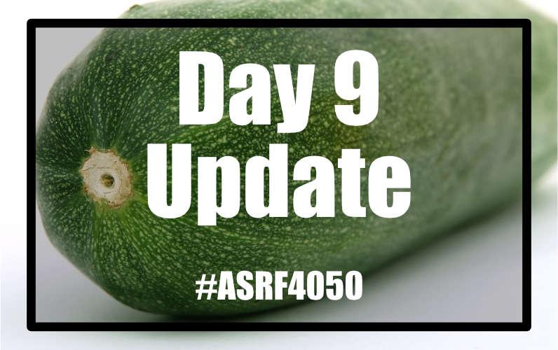 #ASRF4050 Day 9