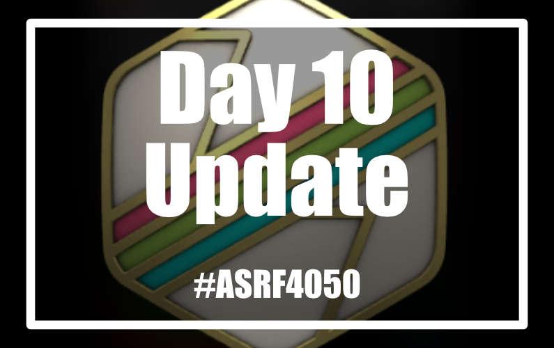 #ASRF4050 Day 10
