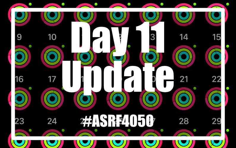 #ASRF4050 Day 11