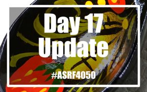 #ASRF4050 Day 17