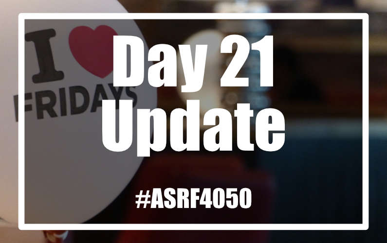 #ASRF4050 Day 21