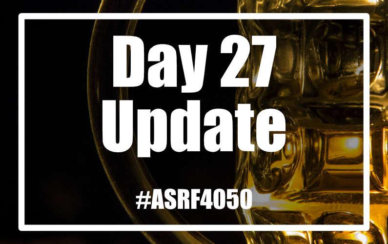 #ASRF4050 Day 27