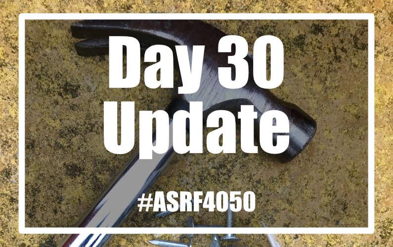 #ASRF4050 Day 30