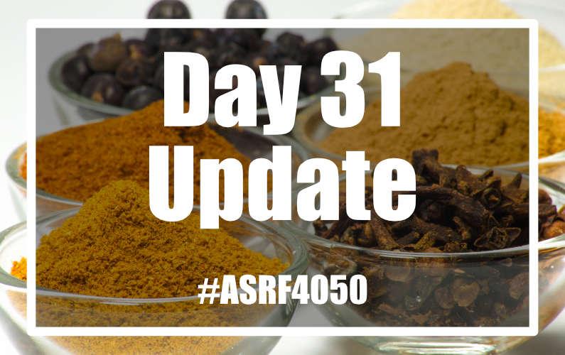 #ASRF4050 Day 31