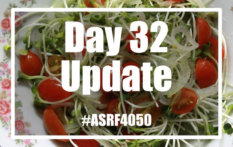 #ASRF4050 Day 32
