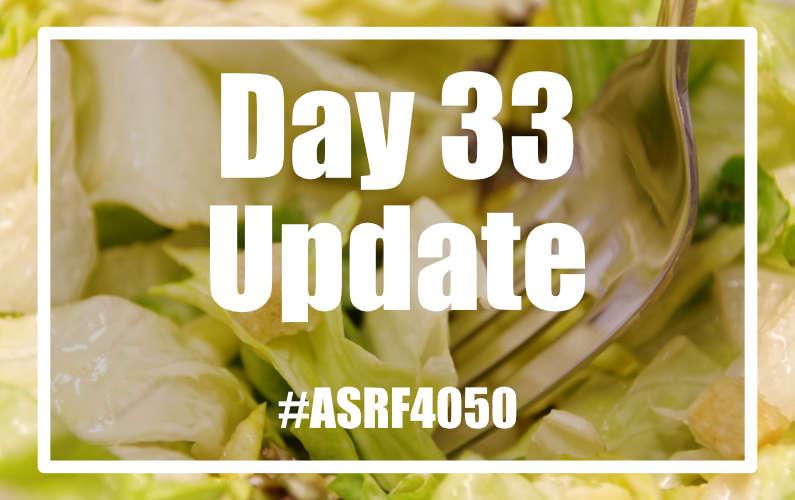 #ASRF4050 Day 33