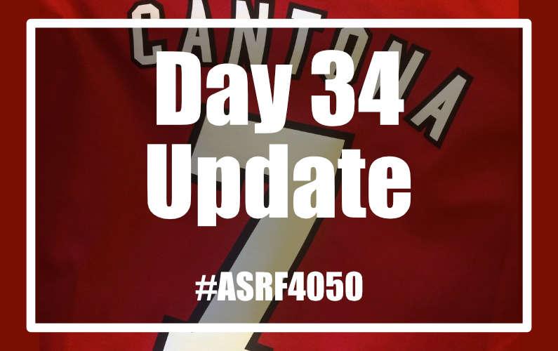 #ASRF4050 Day 34