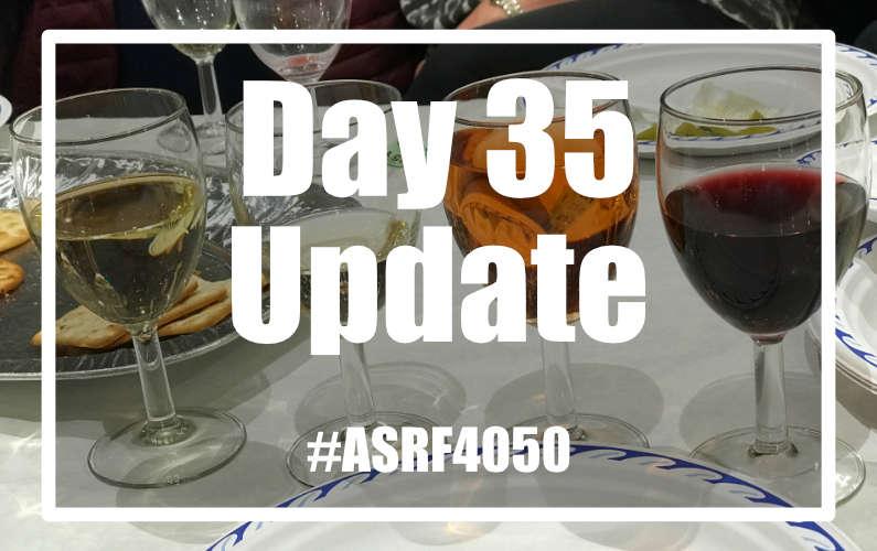 #ASRF4050 Day 35