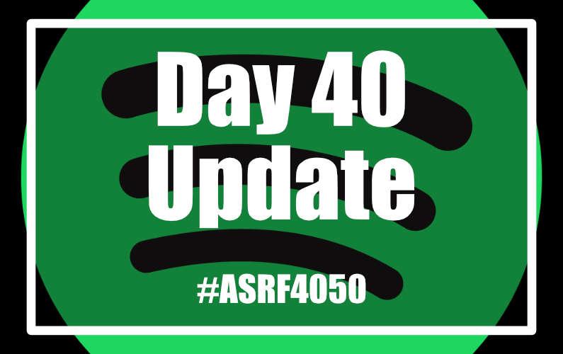 #ASRF4050 Day 40