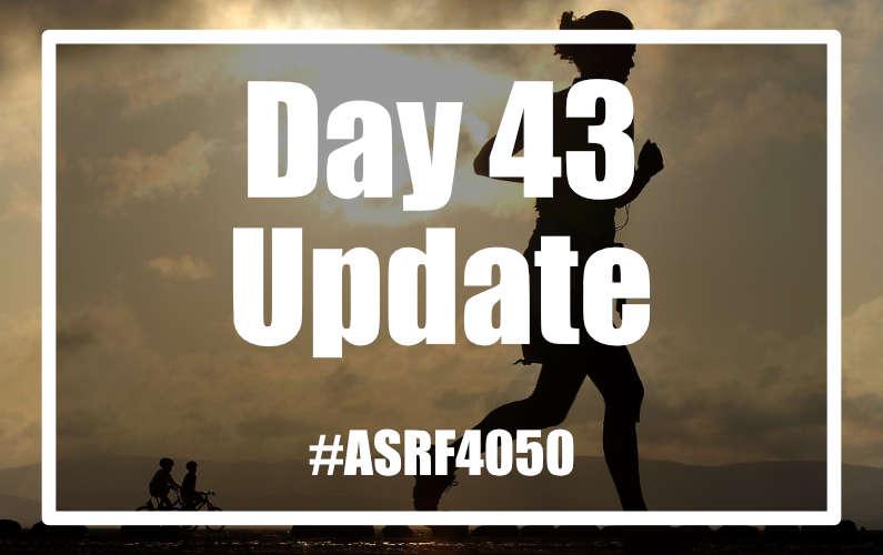 #ASRF4050 Day 43