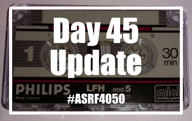 #ASRF4050 Day 45