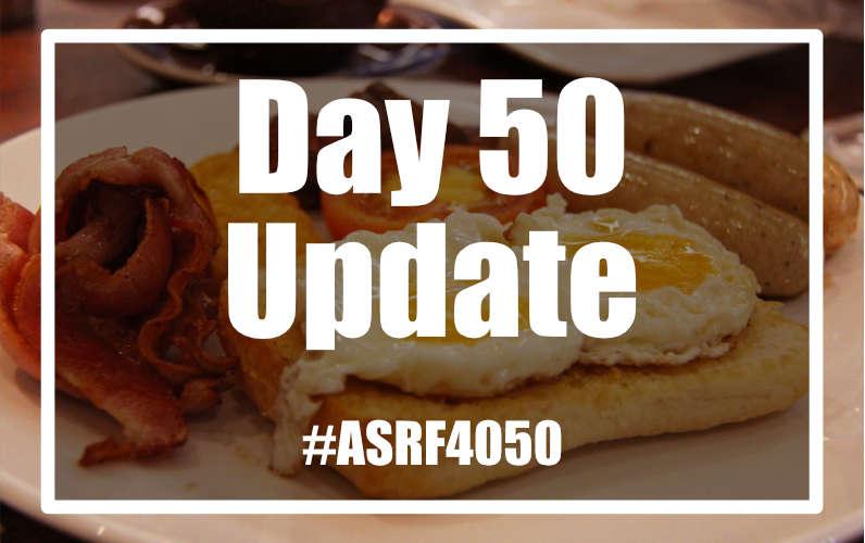 #ASRF4050 Day 50