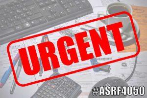 Urgent work
