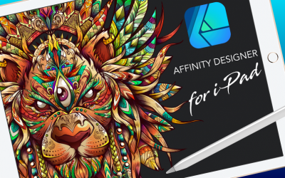 Affinity Designer for iPad FULL TUTORIAL (Live Session)