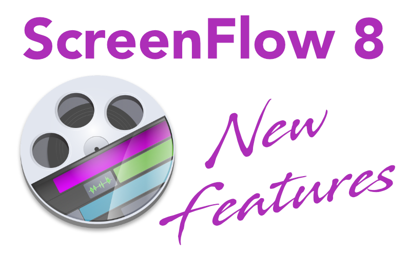 ScreenFlow 8 New Features FULL TUTORIAL (Live Session)