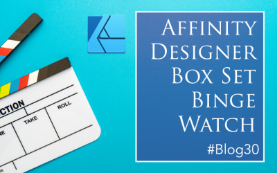 Affinity Designer Training Box Set Binge Watch