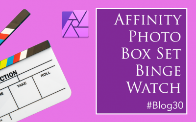 Affinity Photo Training Box Set Binge Watch