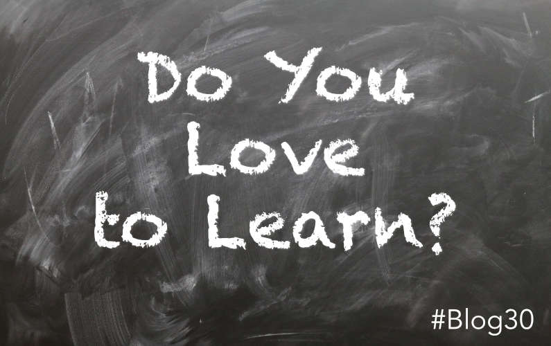Do You Love to Learn?