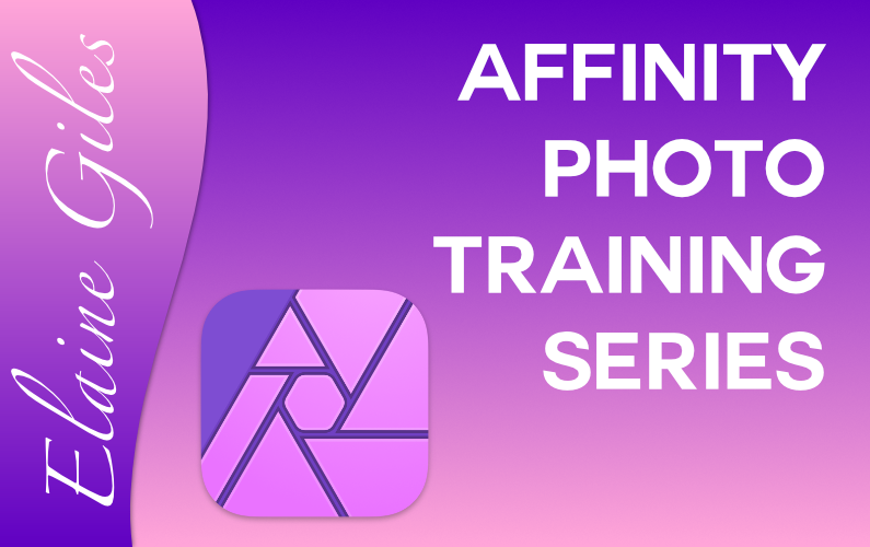 Affinity Photo Training Series