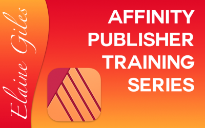 Affinity Publisher Training Series