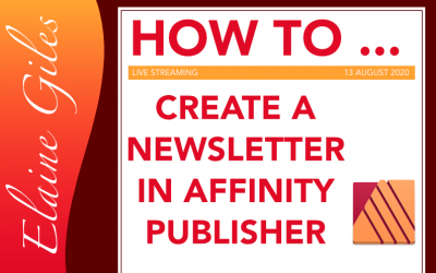 How to Create a Newsletter in Affinity Publisher