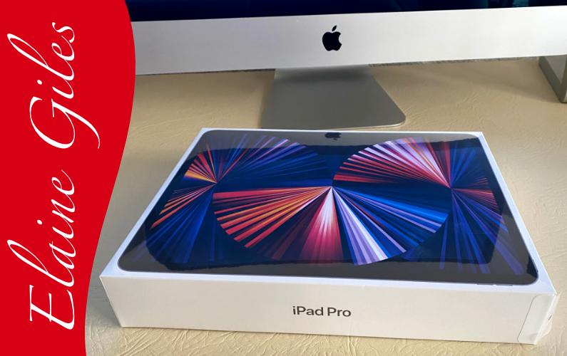 Unboxing My New 2021 12.9″ iPad Pro